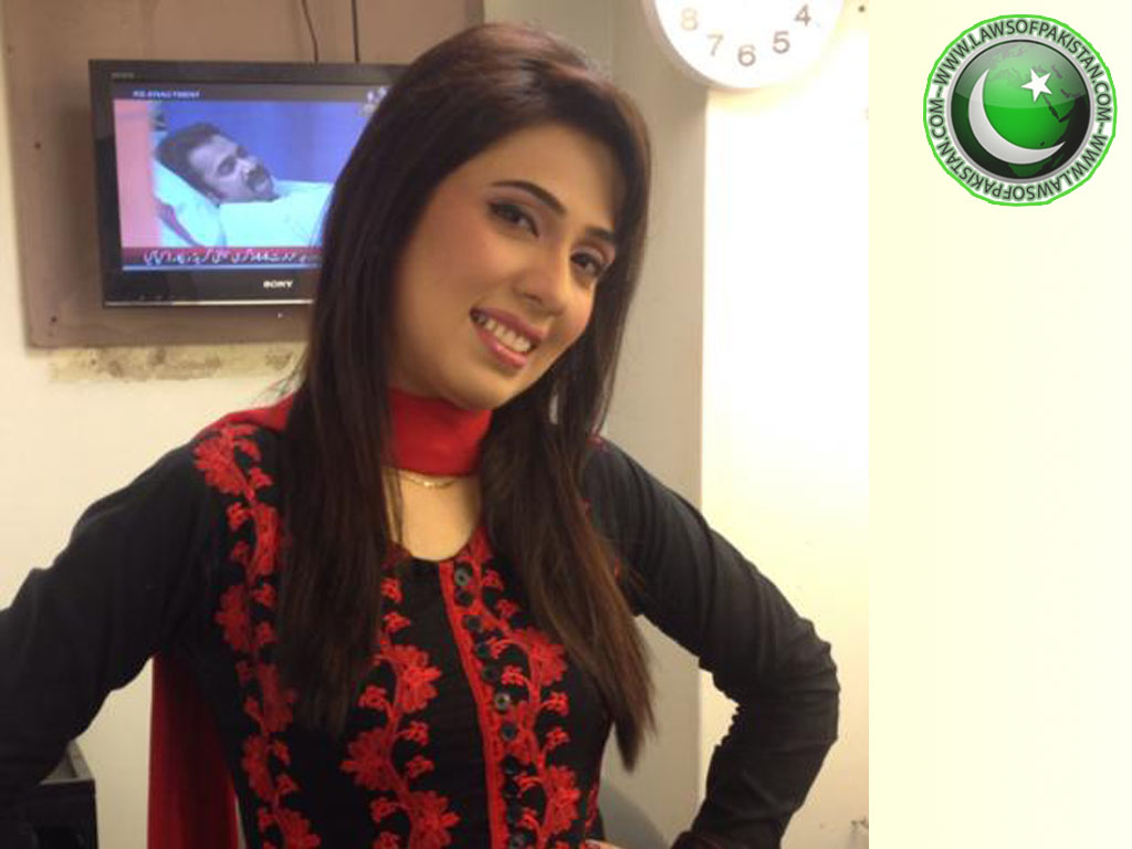 Sehrish Asif hot female paki newscaster