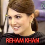 Imran's hot wife reham