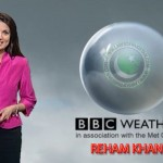 Reham Khan bbc pic, Reham Khan paint shirt picture