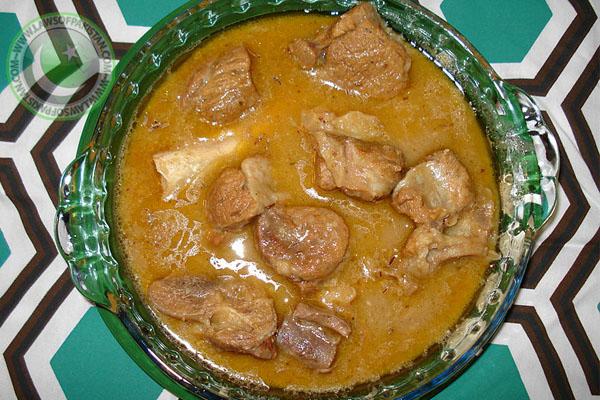 Chnioti cuisine