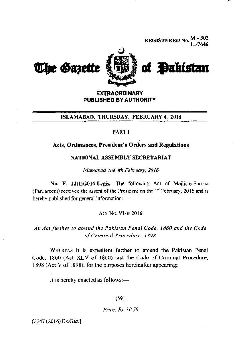 Pakistan Penal Code Pdf