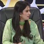 Ayesha Jahanzeb hairstyle