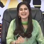 Ayesha Jahanzeb laugh
