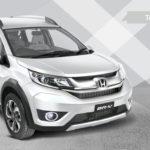 Honda BRV Pakistan white