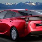 Toyota Prius 2017 pic