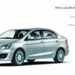 Suzuki Ciaz all colors
