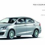 Suzuki Ciaz all colors
