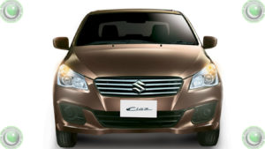 Suzuki Ciaz Pakistan Front Grill photo