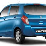 Suzuki Cultus 2017 New Model Back