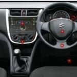 Suzuki Cultus 2017 interior features pic
