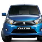 Suzuki Cultus 2017 front grill and bumper