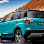 Suzuki Vitara back view photo