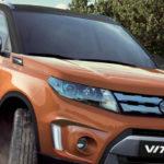 Suzuki Vitara 2017 image