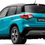 Suzuki Vitara back view image