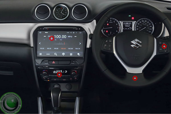 Suzuki Vitara 2017 Review Pictures Amp Price In Pakistan