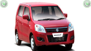 Suzuki Wagon R red
