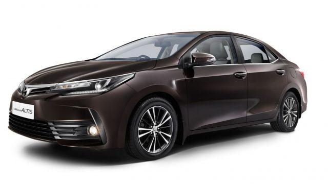 New Toyota Corolla 2017 pic