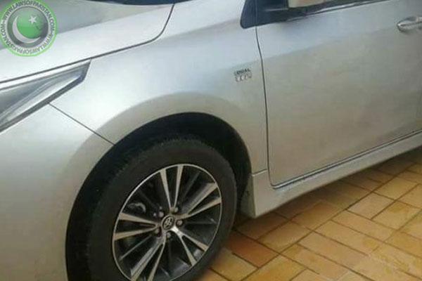 Toyota Corolla Facelift Pakistan