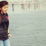 Irza Khan jeans pic