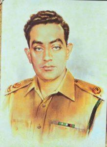 Major Aziz Bhatti nishan e haider