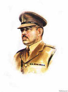 Major Muhammad Tufail Nishan e Haider