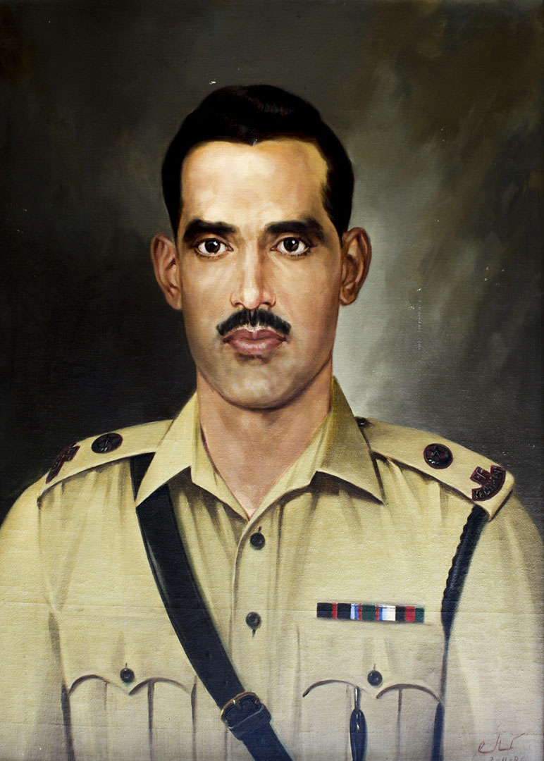 Nishan e Haider Holders Names & Pictures - Pakistan ...