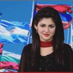Mehak Aslam hot newscaster pak