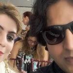 Naz Baloch hot selfie