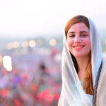 Zartaj Gul at Jalsa