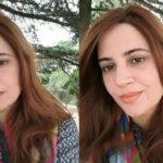 Zartaj Gul open hair beauty