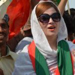 Zartaj Gul PTI girl