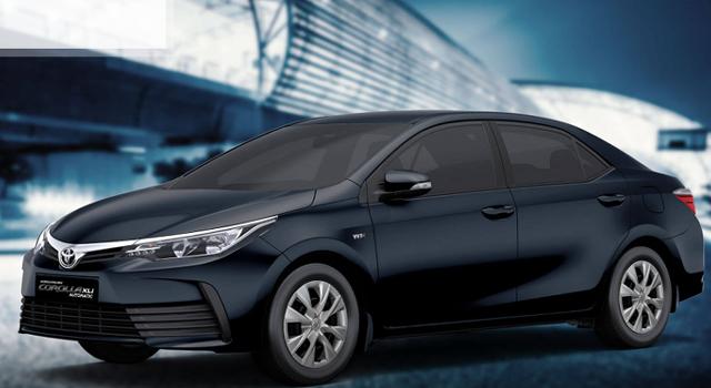Corolla Xli Automatic 2018