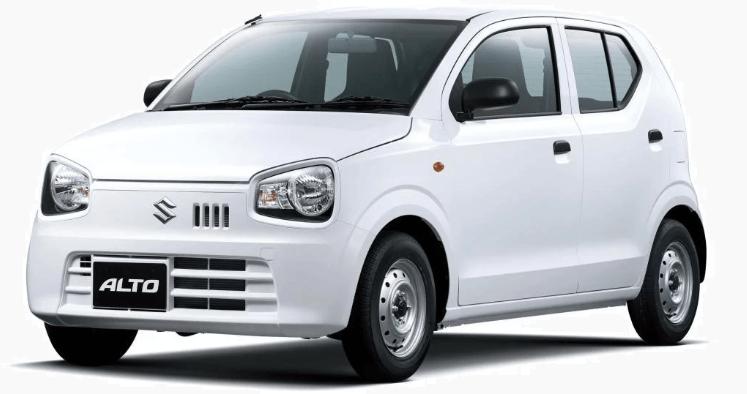 Suzuki Alto Pakistan 2019