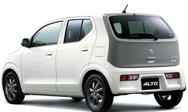 Suzuki Alto Pakistan Picture
